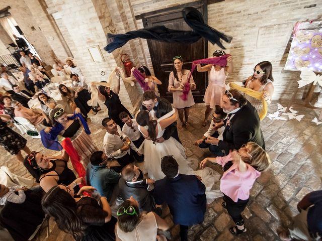 Il matrimonio di Francesco e Serena a Orsogna, Chieti 63