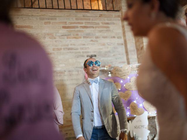 Il matrimonio di Francesco e Serena a Orsogna, Chieti 64