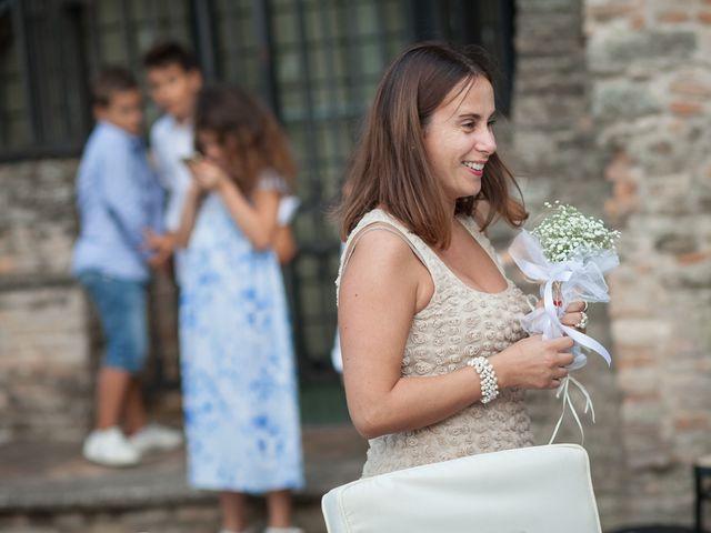 Il matrimonio di Francesco e Serena a Orsogna, Chieti 65