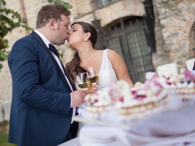 Il matrimonio di Francesco e Serena a Orsogna, Chieti 70