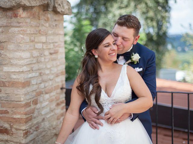 Il matrimonio di Francesco e Serena a Orsogna, Chieti 72