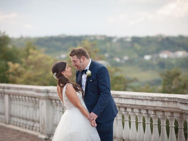 Il matrimonio di Francesco e Serena a Orsogna, Chieti 73