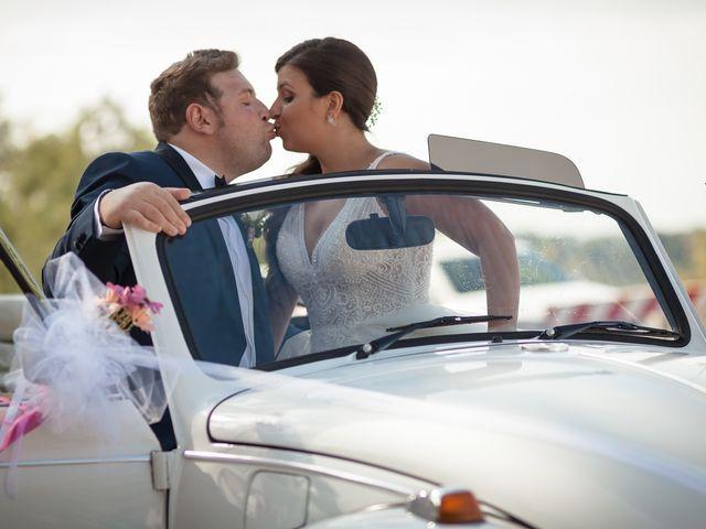 Il matrimonio di Francesco e Serena a Orsogna, Chieti 74