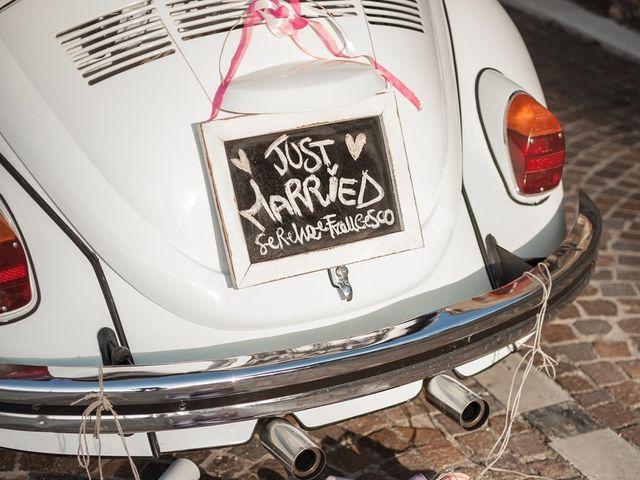 Il matrimonio di Francesco e Serena a Orsogna, Chieti 75