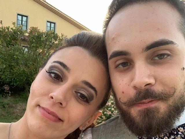 Il matrimonio di Federico e Aurelia a Cerreto Guidi, Firenze 1