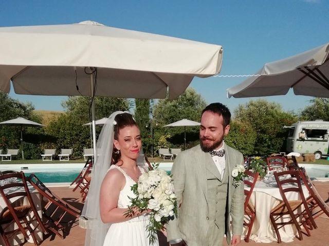 Il matrimonio di Federico e Aurelia a Cerreto Guidi, Firenze 3