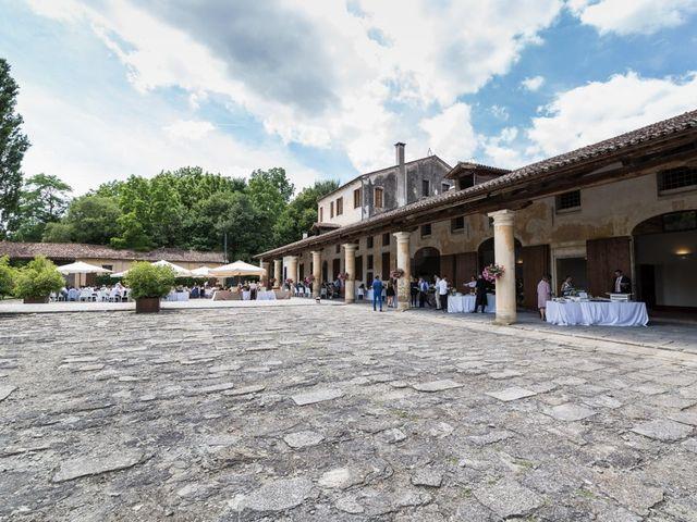 Il matrimonio di Nicola e Silvia a Rovolon, Padova 1