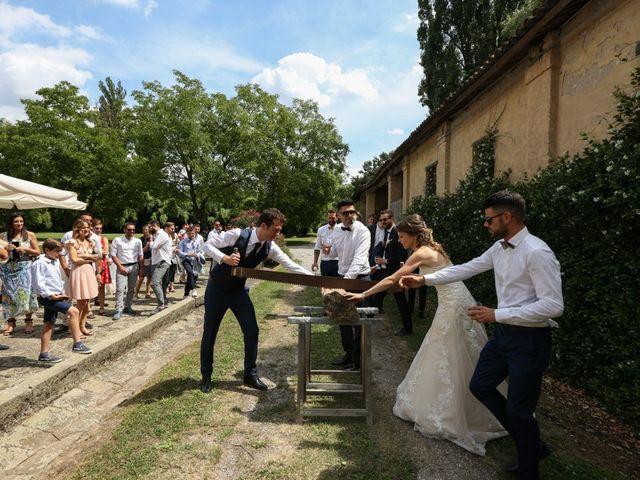 Il matrimonio di Nicola e Silvia a Rovolon, Padova 5