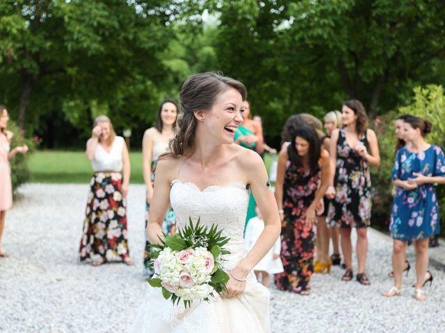 Il matrimonio di Nicola e Silvia a Rovolon, Padova 8