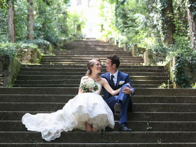 Il matrimonio di Nicola e Silvia a Rovolon, Padova 9