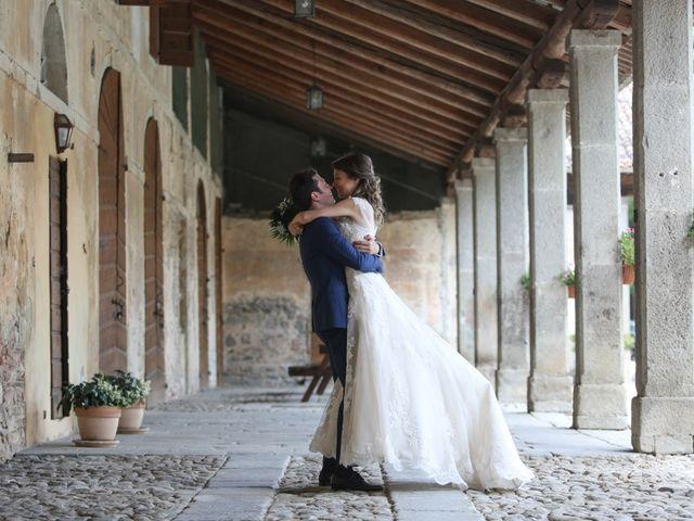 Il matrimonio di Nicola e Silvia a Rovolon, Padova 12
