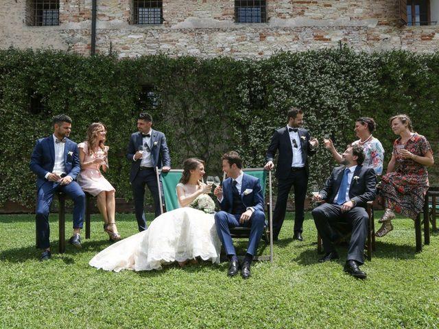 Il matrimonio di Nicola e Silvia a Rovolon, Padova 14