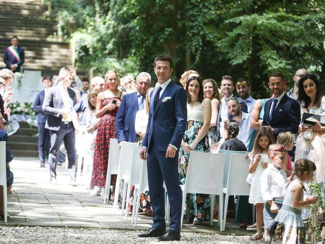 Il matrimonio di Nicola e Silvia a Rovolon, Padova 16
