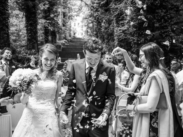 Il matrimonio di Nicola e Silvia a Rovolon, Padova 18