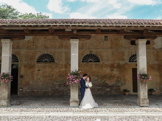 Il matrimonio di Nicola e Silvia a Rovolon, Padova 19