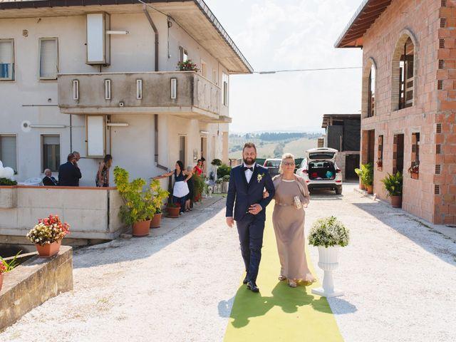 Il matrimonio di Fabio e Lara a Teramo, Teramo 13