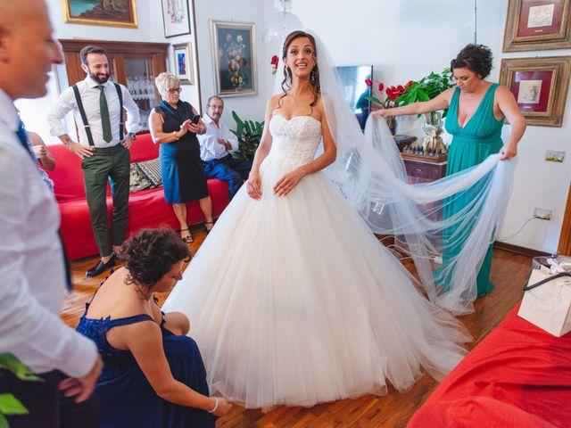 Il matrimonio di Fabio e Lara a Teramo, Teramo 32