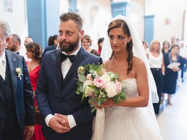Il matrimonio di Fabio e Lara a Teramo, Teramo 43
