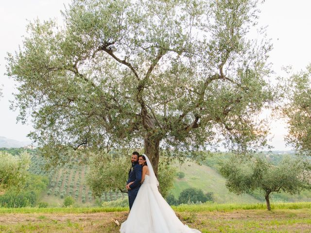 Il matrimonio di Fabio e Lara a Teramo, Teramo 67