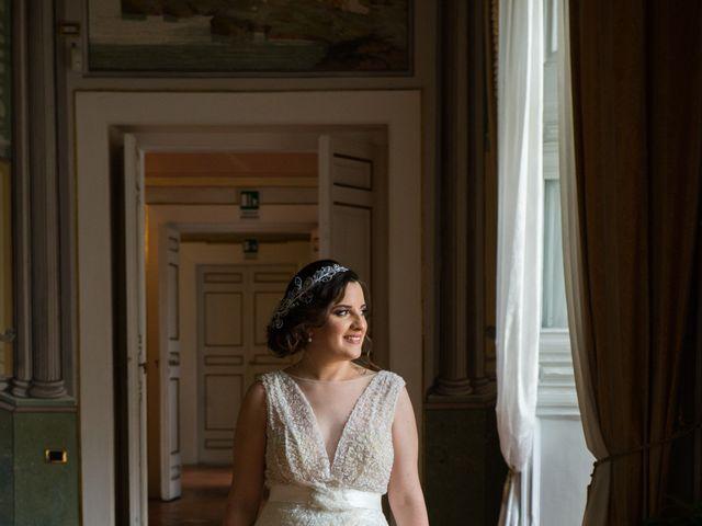 Il matrimonio di Diego e Alessandra a Castel San Giorgio, Salerno 10