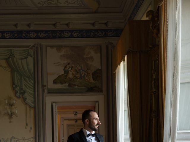 Il matrimonio di Diego e Alessandra a Castel San Giorgio, Salerno 11
