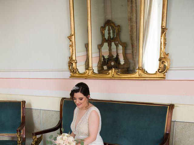 Il matrimonio di Diego e Alessandra a Castel San Giorgio, Salerno 15