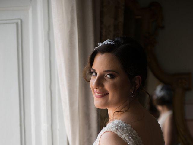Il matrimonio di Diego e Alessandra a Castel San Giorgio, Salerno 19