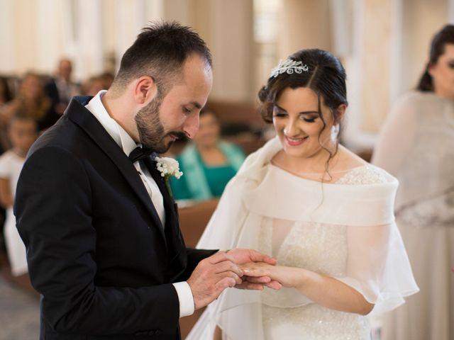 Il matrimonio di Diego e Alessandra a Castel San Giorgio, Salerno 28