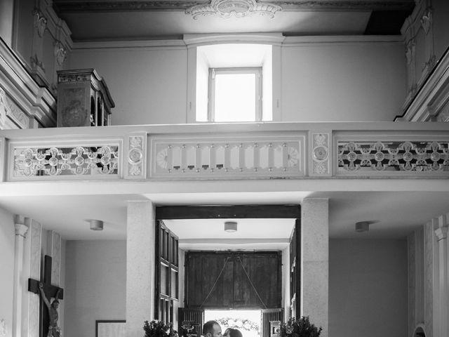 Il matrimonio di Diego e Alessandra a Castel San Giorgio, Salerno 33