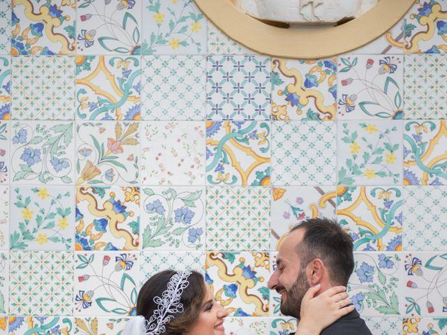 Il matrimonio di Diego e Alessandra a Castel San Giorgio, Salerno 38