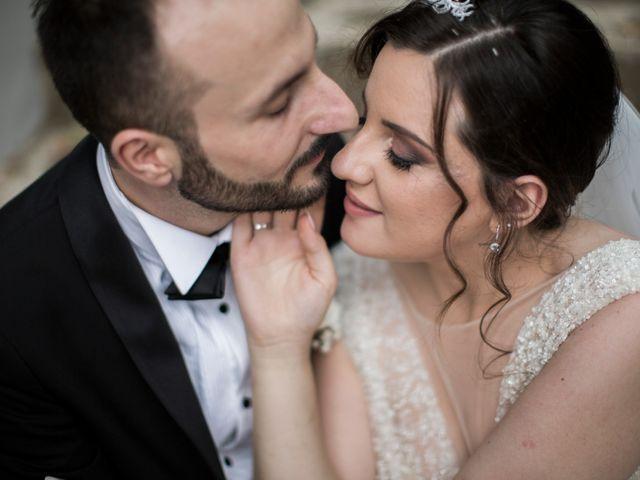 Il matrimonio di Diego e Alessandra a Castel San Giorgio, Salerno 40