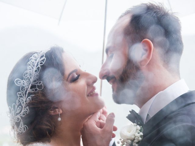 Il matrimonio di Diego e Alessandra a Castel San Giorgio, Salerno 48