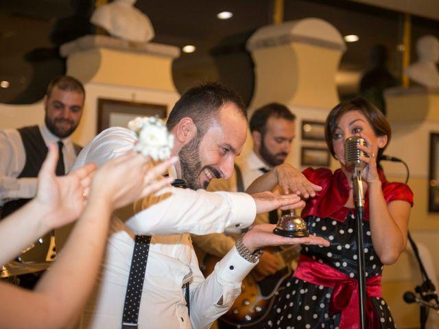 Il matrimonio di Diego e Alessandra a Castel San Giorgio, Salerno 54
