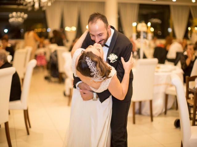 Il matrimonio di Diego e Alessandra a Castel San Giorgio, Salerno 53