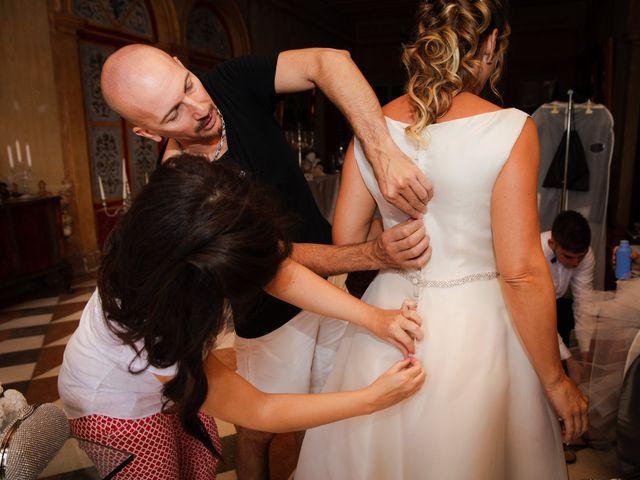 Il matrimonio di Davide e Stefania a Polesella, Rovigo 20