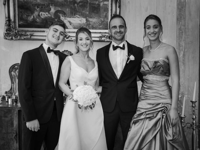 Il matrimonio di Davide e Stefania a Polesella, Rovigo 23