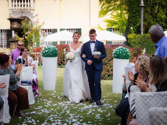 Il matrimonio di Davide e Stefania a Polesella, Rovigo 25