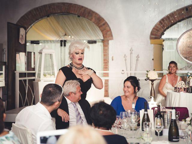 Il matrimonio di Davide e Stefania a Polesella, Rovigo 47