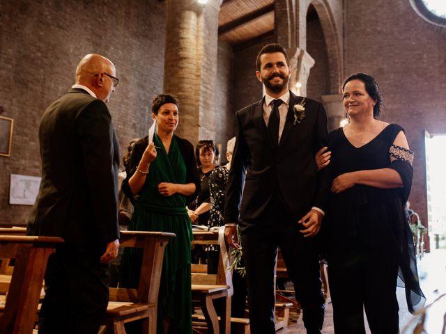 Il matrimonio di Sara e Mattia a Reggio nell'Emilia, Reggio Emilia 20