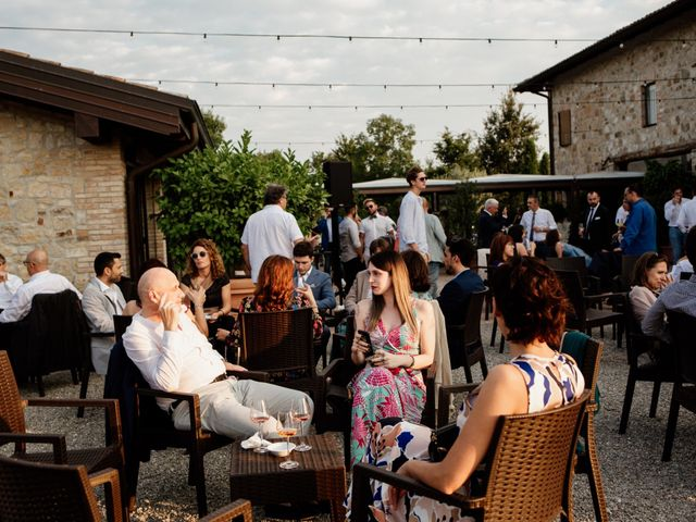 Il matrimonio di Sara e Mattia a Reggio nell'Emilia, Reggio Emilia 40