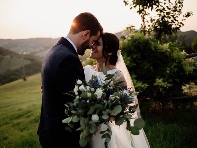Il matrimonio di Sara e Mattia a Reggio nell'Emilia, Reggio Emilia 50