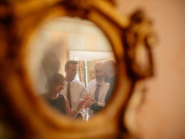 Il matrimonio di Daniel e Sabrina a Moncrivello, Vercelli 11