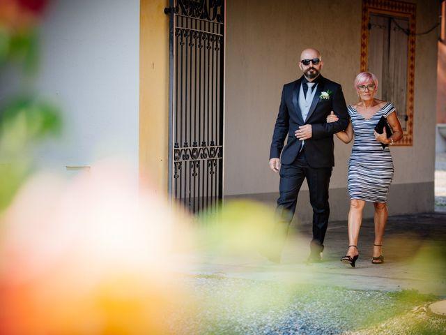 Il matrimonio di Daniel e Sabrina a Moncrivello, Vercelli 35