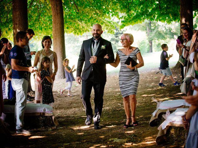 Il matrimonio di Daniel e Sabrina a Moncrivello, Vercelli 36
