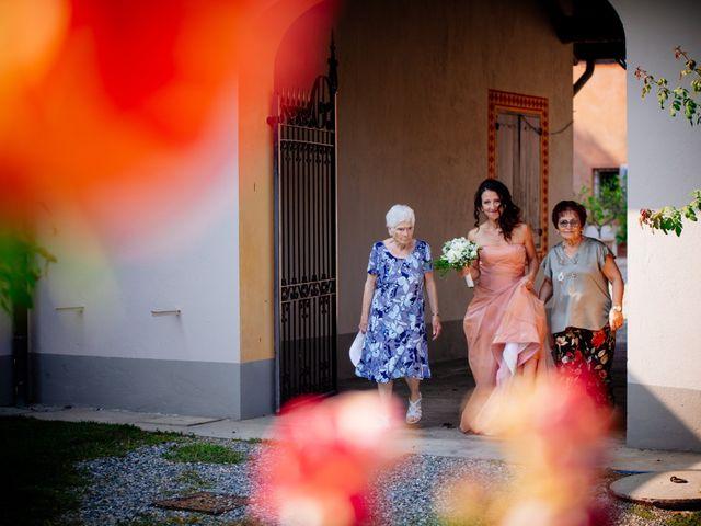 Il matrimonio di Daniel e Sabrina a Moncrivello, Vercelli 38