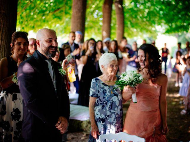 Il matrimonio di Daniel e Sabrina a Moncrivello, Vercelli 39