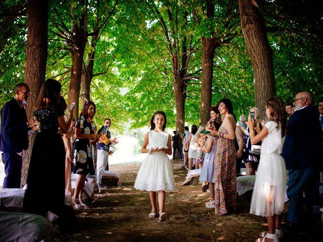 Il matrimonio di Daniel e Sabrina a Moncrivello, Vercelli 41
