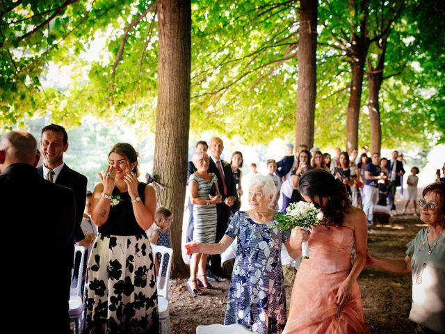 Il matrimonio di Daniel e Sabrina a Moncrivello, Vercelli 42