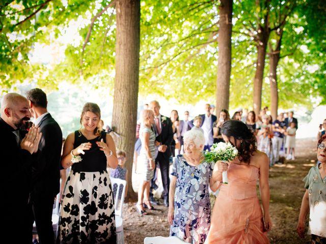 Il matrimonio di Daniel e Sabrina a Moncrivello, Vercelli 43