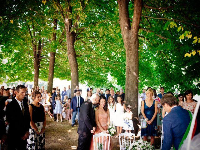 Il matrimonio di Daniel e Sabrina a Moncrivello, Vercelli 44
